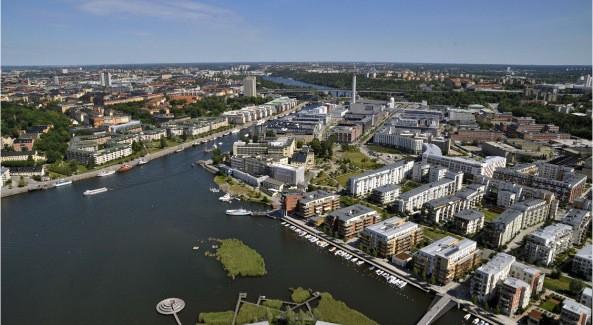 Stoccolma è la capitale verde d'Europa 2010
