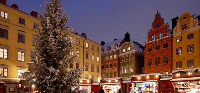 Mercatini di Natale in Svezia