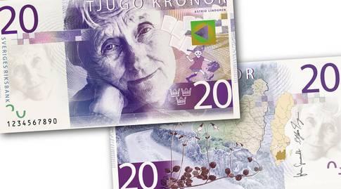 Il volto di Ingmar Bergman presto sulle nuove banconote svedesi