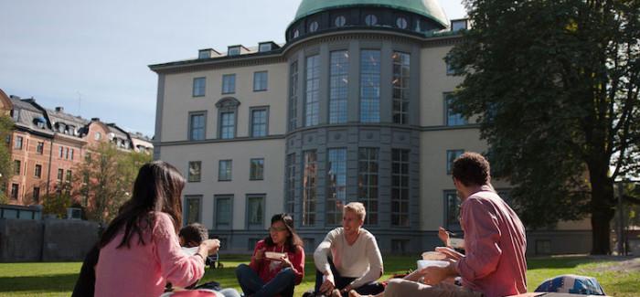 La Scuola di economia a Stoccolma