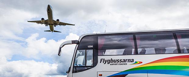 Trasferimento dall'aeroporto di Skavsta alla stazione centrale di Stoccolma