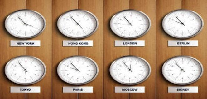 In Svezia c'è il fuso orario?