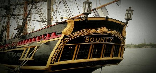 La nave dei Pirati dei Caraibi attracca a Stoccolma