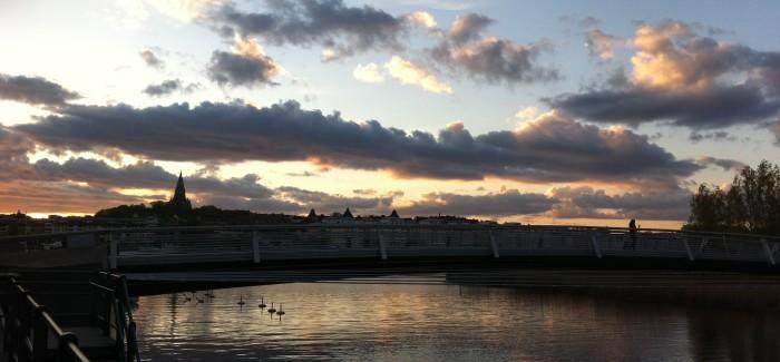 Stockhome e gli scorci di Stoccolma