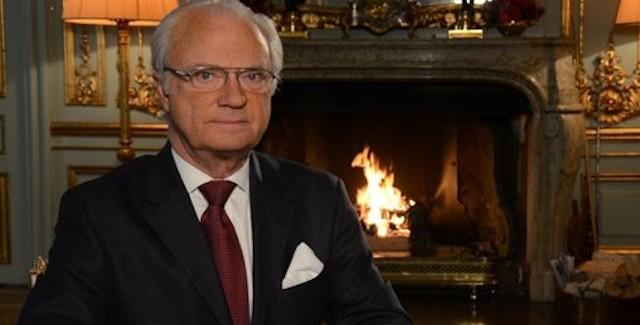 Il discorso di Natale di Sua Maestà il Re Carlo XVI Gustavo di Svezia