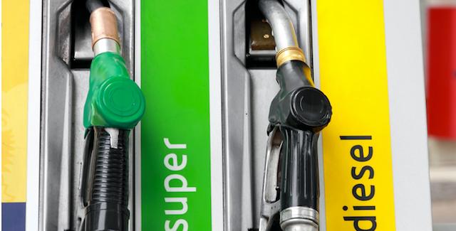 Aumento del prezzo della benzina in Svezia
