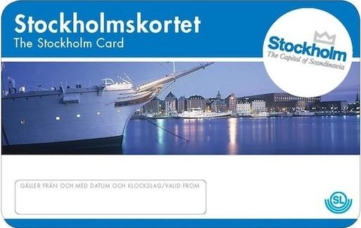 Stockholm card per trasporti e musei conviene?