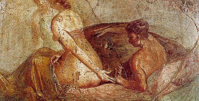 Una mostra su pompei a stoccolma for Disegnatori famosi