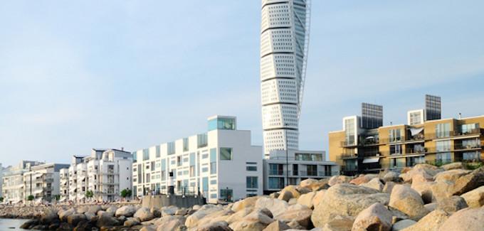 Malmo e la regione dell'Öresund