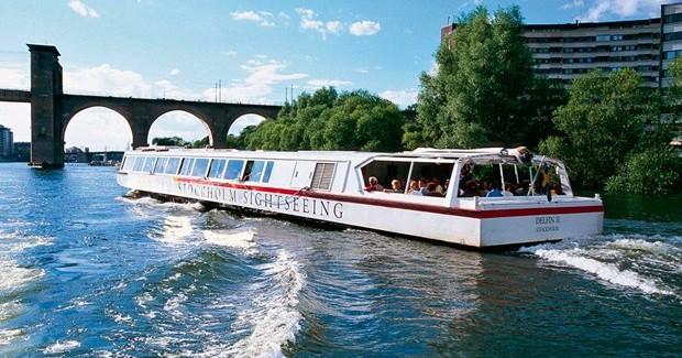 Crociera dei ponti di Stoccolma