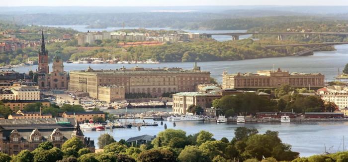 Un po' di Svezia con un viaggio in crociera