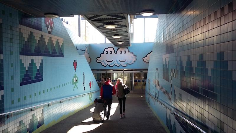 La metro - Thorildsplan