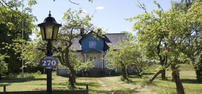 GOTHEM VIBY – Bed&Breakfast nel cuore della campagna a Gotland