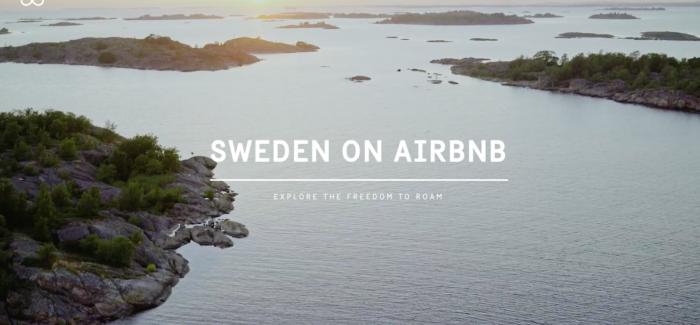 VisitSweden promuove la Svezia su Airbnb
