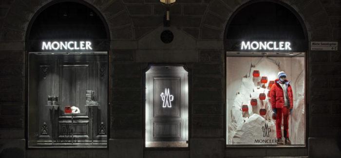 Moncler apre il suo primo store monomarca in Svezia