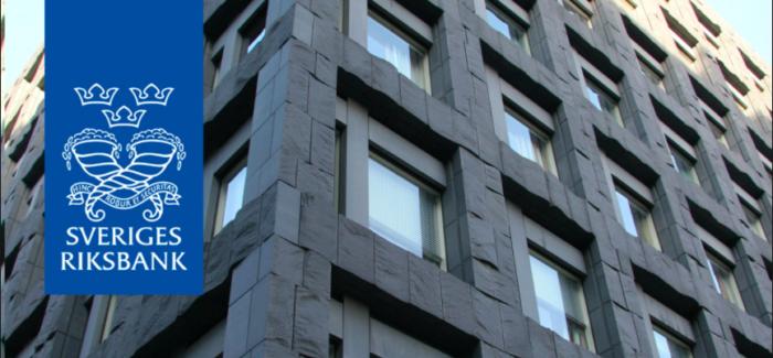 Banca nazionale di Svezia lascia i tassi allo 0,50% in negativo