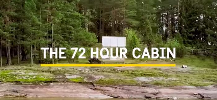 Digital detox a contatto con la natura Svedese per 72 ore